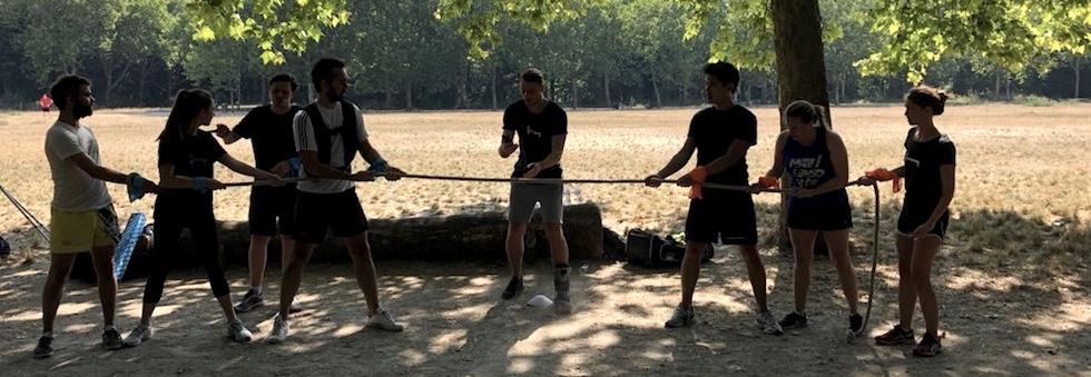 team building sportif