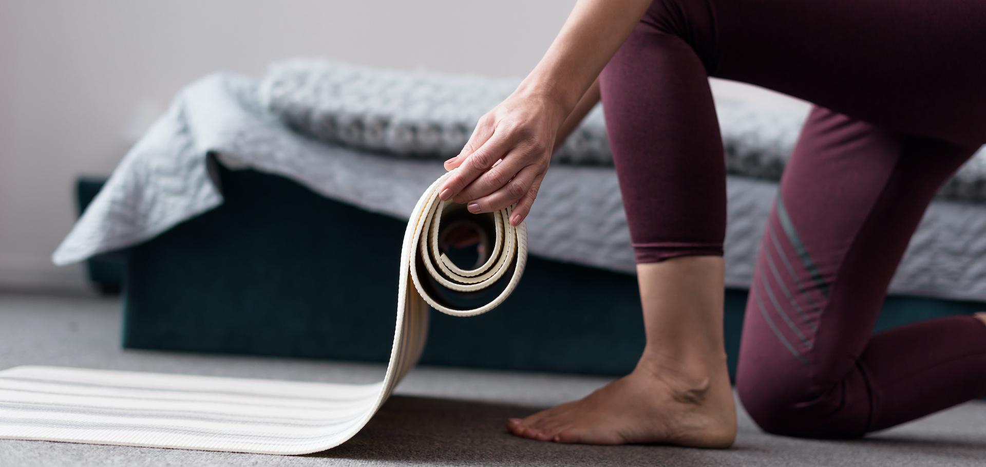 pilates a domicile